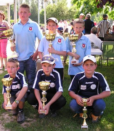 Championnats Ligue Jeunes 2012