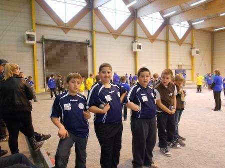 Championnats Ligue Jeunes 2013