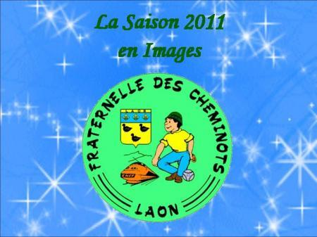 La saison 2011 en photos